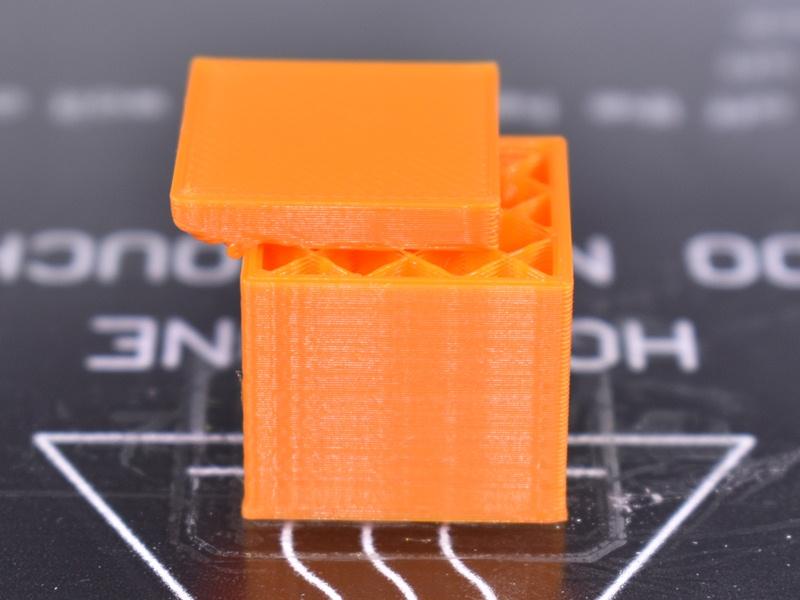 Printo H3 warstwy drukarka 3D